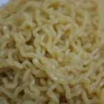 カレー冷しつけ麺(つけ麺)
