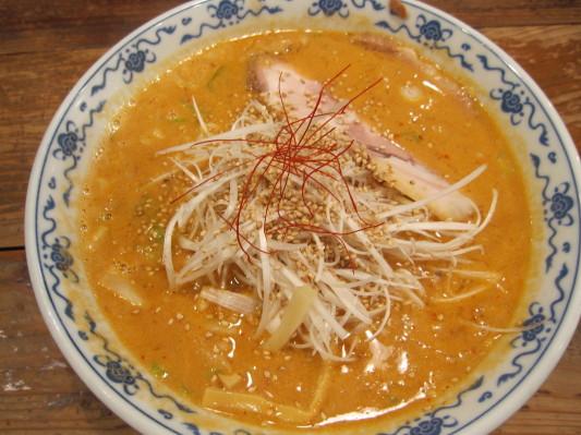 四川ごま辛味噌坦々麺