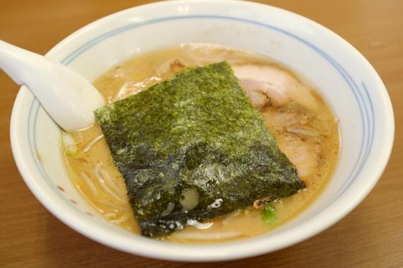 みそらーめん(半麺)