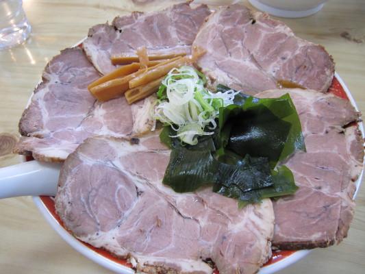 つるつる屋 カレーチャーシュー麺