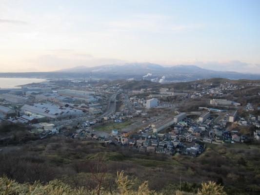 母恋富士 山頂から見た御前水