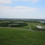 モエレ山頂からの風景2