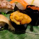 特上寿司 (うに)