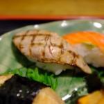 特上寿司 (炙りトロ)