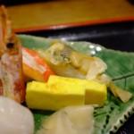 特上寿司 (つぶ)