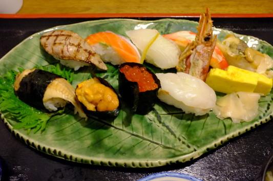 特上寿司 あっぷw