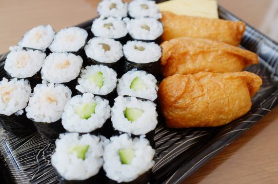 テイクアウトメニュー「巻寿司」