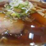 正油スープどあっぷw