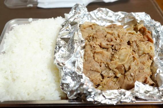 豚丼(お持ち帰り)