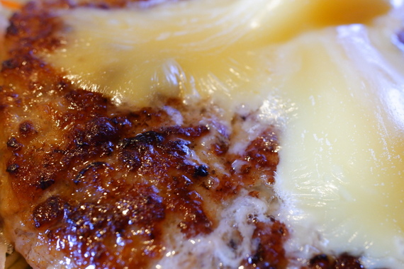 チーズカリーバーグディッシュ(300g)