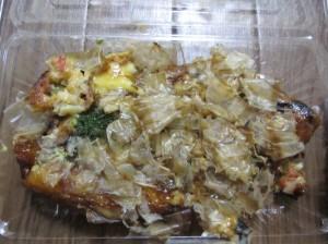 お好み焼き(海鮮風味)