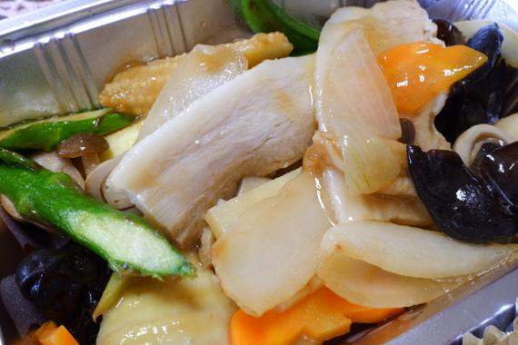豚肉野菜炒め弁当