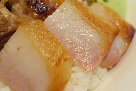 広東風焼き物丼