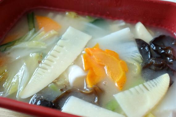 日替ランチ(海鮮中華丼)