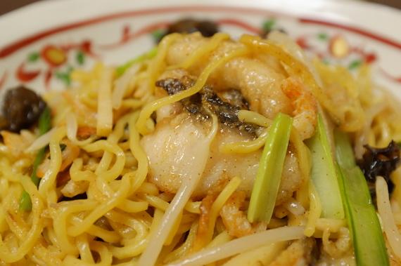 クロソイ炒麺