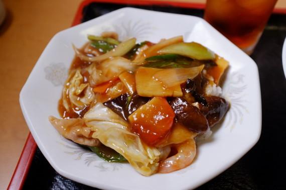 ミニ中華飯