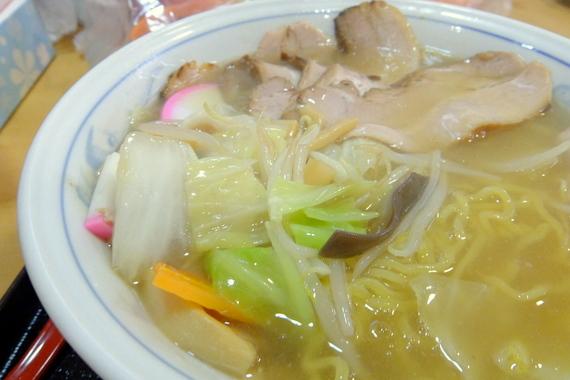 野菜ラーメン+チャーシュー