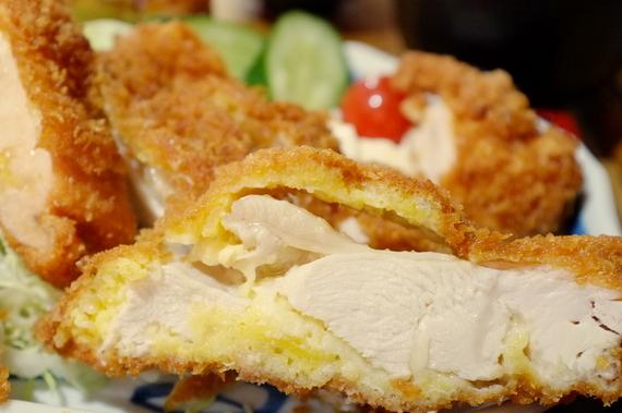チキンかつ定食