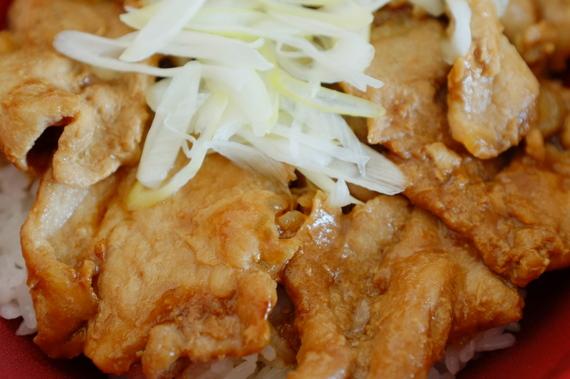 肉増 十勝豚丼(肉1.5倍)