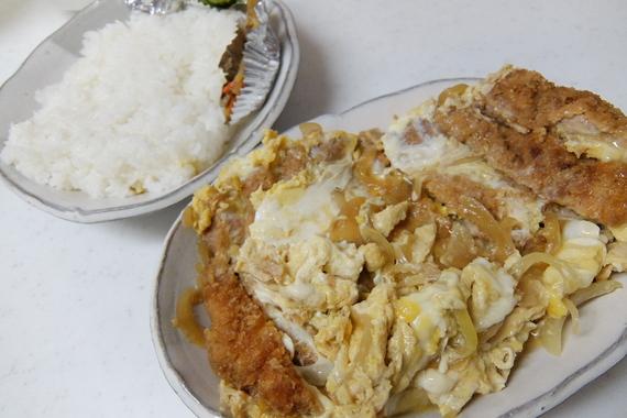 かつ丼(テイクアウト)