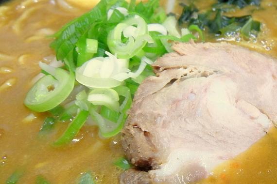 カレーラーメン(辛口)