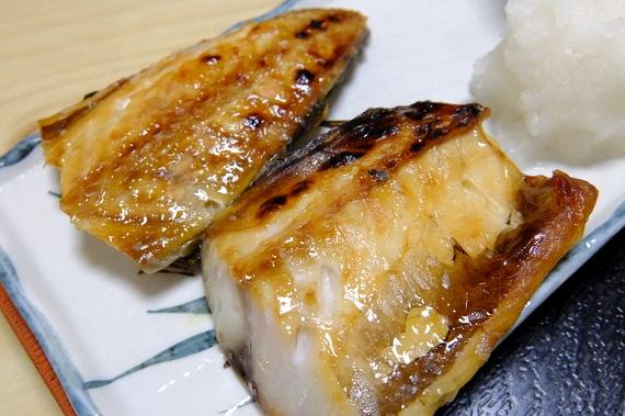 塩サバ焼き定食