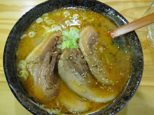 みそちゃーしゅう麺