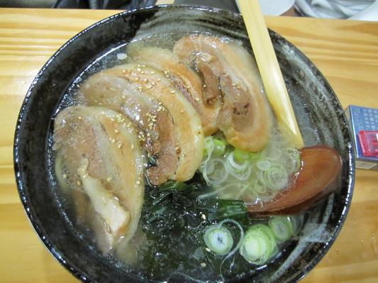塩ちゃーしゅう麺