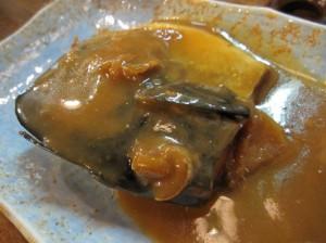 鯖の味噌煮 あっぷw