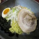 カレーつけ麺 の麺