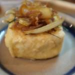 豆腐ステーキ あっぷw