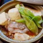肉豆腐 あっぷw