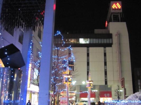 2010年1月20日 丸井今井閉店