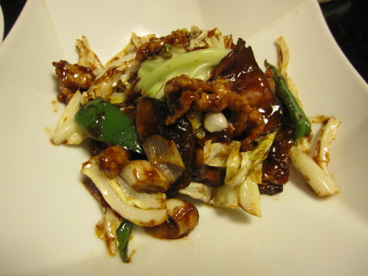 豚肉とキャベツの味噌炒め