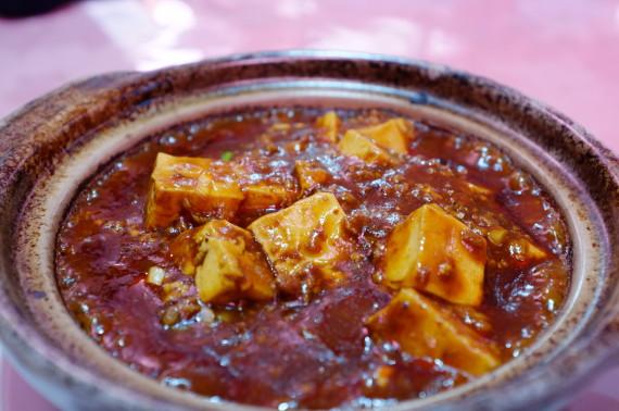 ランチ(麻婆豆腐)