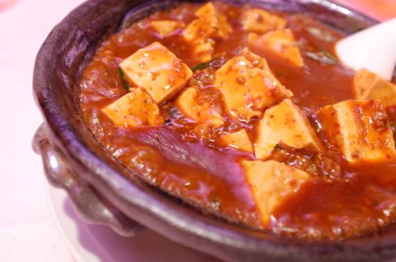 マーボー豆腐 あっぷw