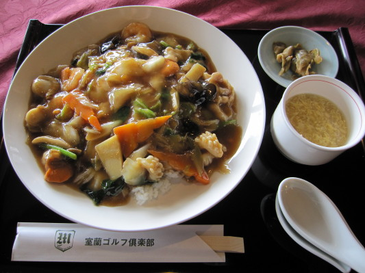 海鮮中華飯