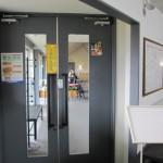 レストラン白鳥入口(室蘭GC内 2階)