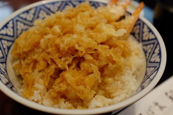 天丼(梅)