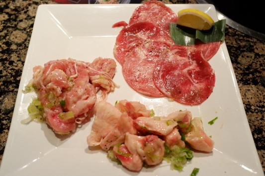 牛タン+セセリ+ポンポチ