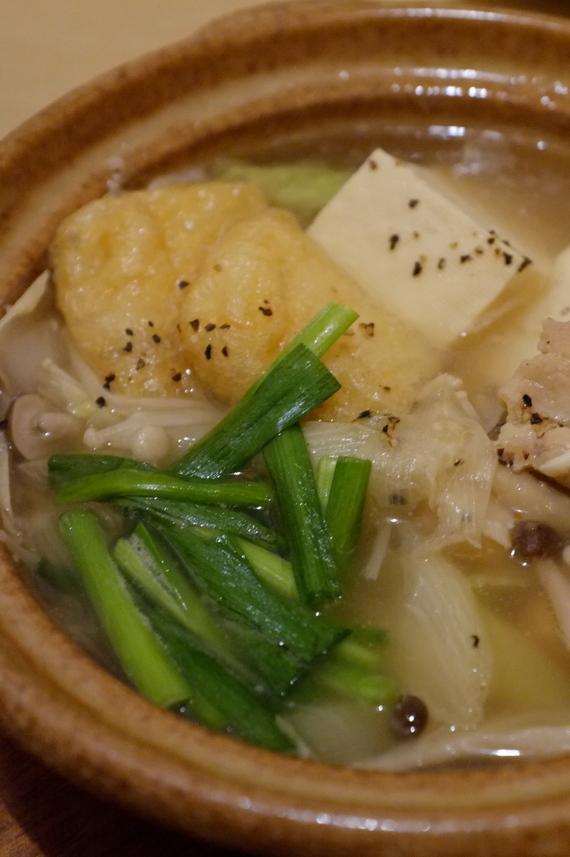 つぼ八 ちゃんこ鍋