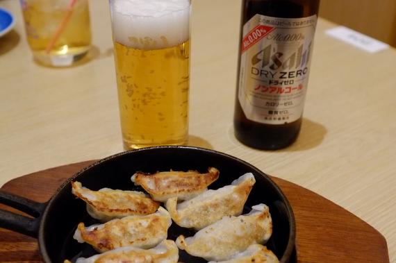 つぼ八特製焼餃子