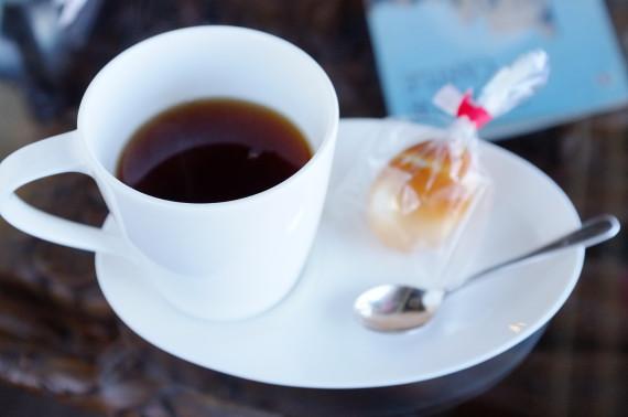 追加注文した 紅茶