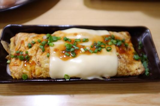 ホルタマチーズ焼き