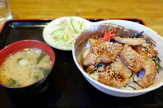 (ランチ)豚丼