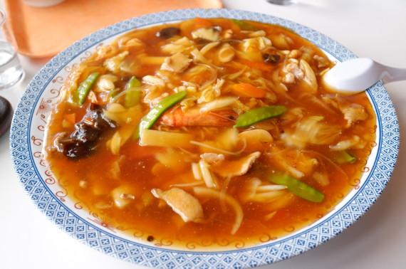 ジャンボ炒麺