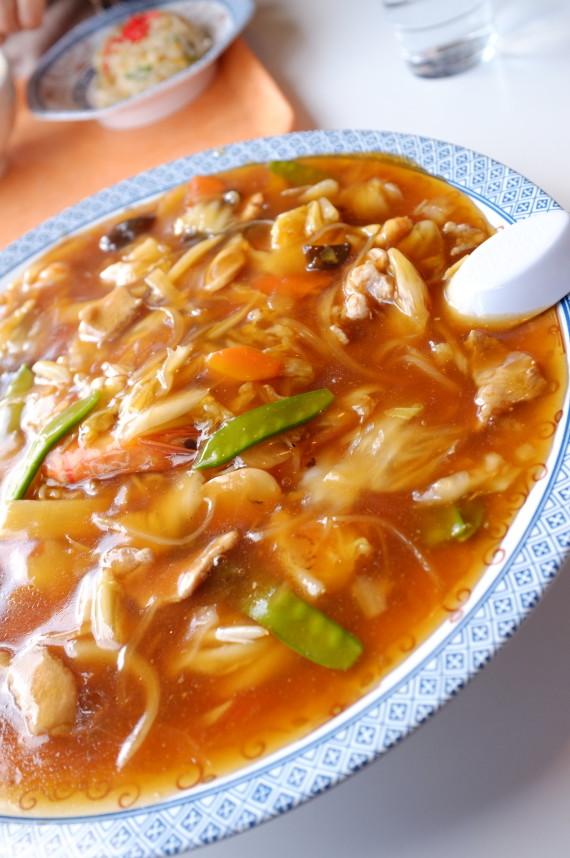 ジャンボ炒麺 あっぷww