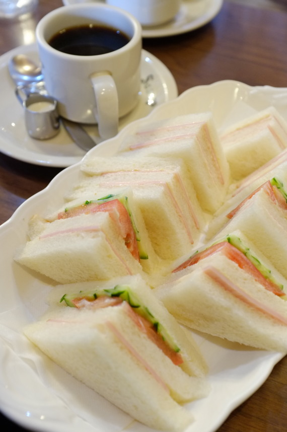 サンドウィッチセット