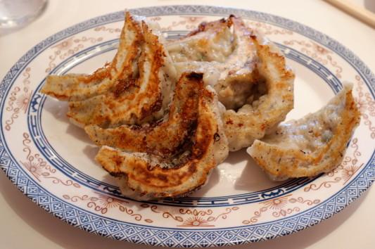 鍋貼餃子(焼ギョーザ)