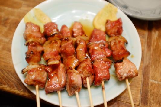 豚精肉(タレ)